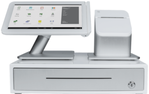 Clover POS Station Cash Register System from American Merchant Brokers