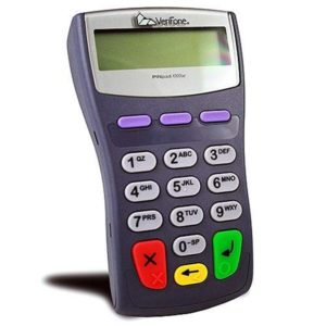 Verifone 1000SE Pin Pad for cannabis and mmj dispensary debit/credit card transactions. You can take debit transaction at your mmj store.